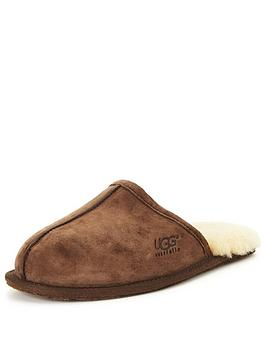 ugg-scuff-suede-slippers