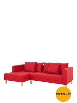hananbspleft-hand-fabric-corner-chaise-sofa