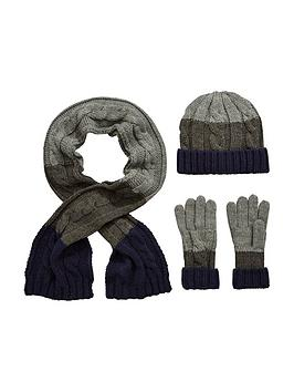 v-by-very-boys-colour-block-knitted-hat-scarf-and-gloves-set-3-piece