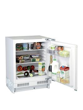 Beko Beko Bl21 59.8Cm Built-In Under-Counter Larder Fridge - White -  ... Picture