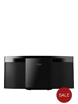 panasonic-sc-hc297eb-k-slim-compact-micro-dab-hifi-system-with-bluetooth-black