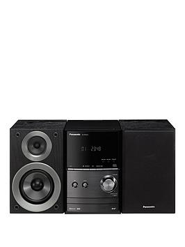 Panasonic ScPm602Eb Cd Micro HiFi System With Bluetooth  Black