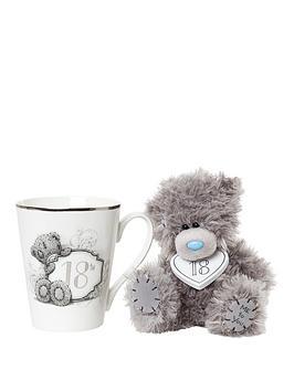 Me To You Me To You 18Th Birthday Mug &Amp Plush