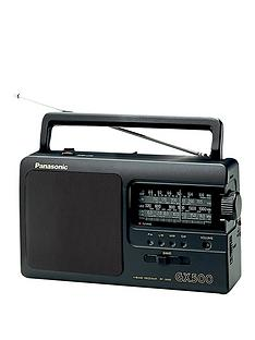 panasonic-rf-3500-portable-radio-black