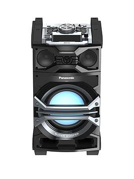Panasonic ScCmax5EK 1000 Watt Max Juke Box  Black