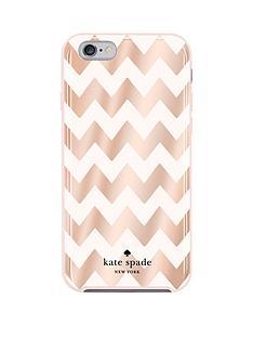 kate-spade-new-york-hybrid-hardshell-case-for-iphone-66s-chevron-rose-gold-and-cream
