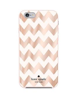kate-spade-new-york-new-york-hybrid-hardshell-case-for-iphone-66s-chevron-rose-gold-and-cream