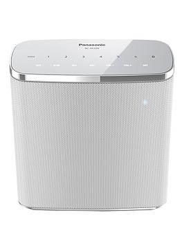 panasonic-all-series-sc-all05eb-w-wireless-multi-room-speaker-system-portable-and-waterproof-white