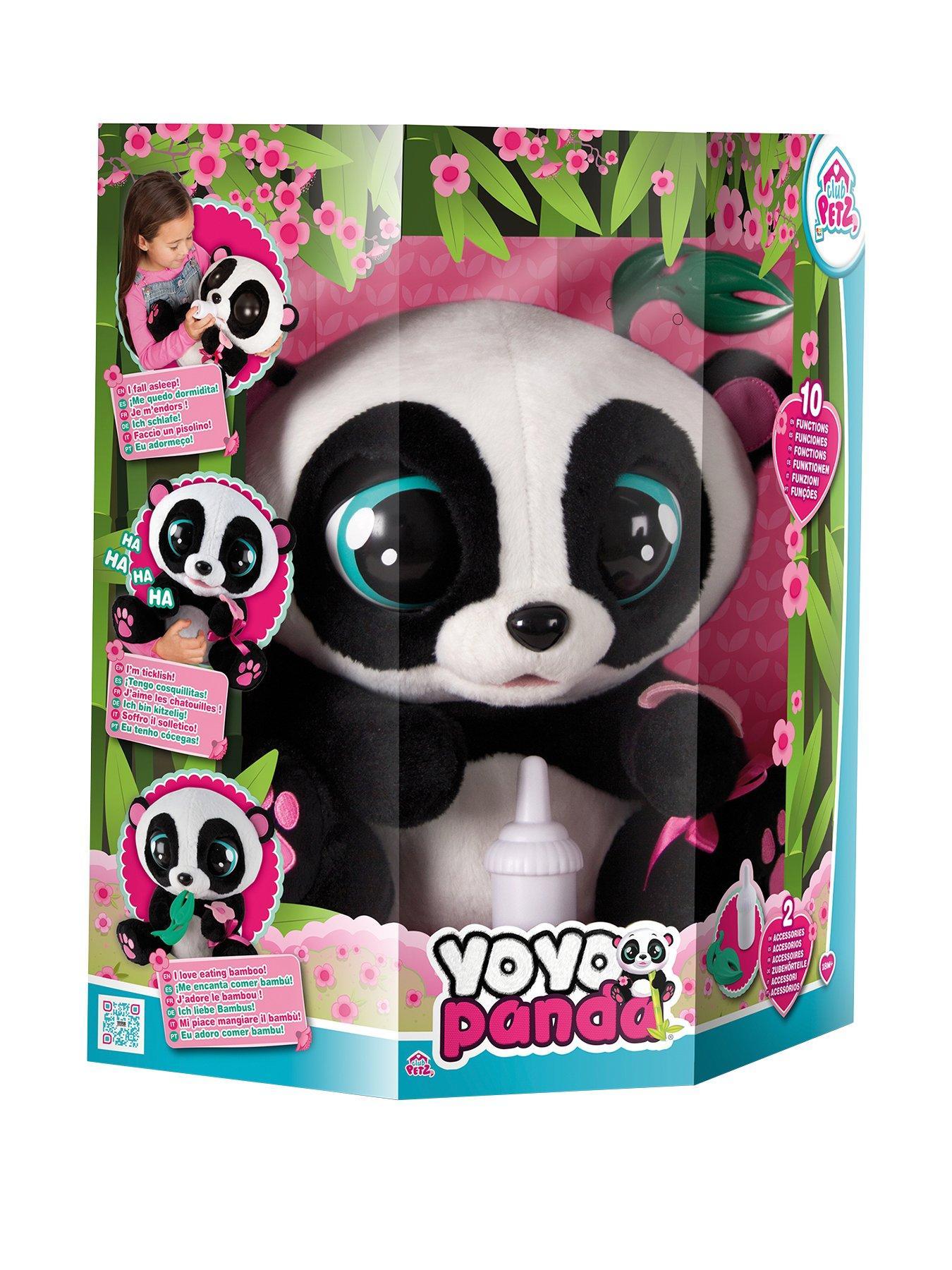 Compare prices for Club Petz Yoyo Panda