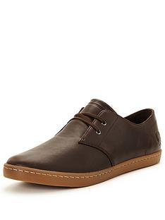 fred-perry-byron-low-leathernbspplimsolls