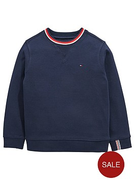 tommy-hilfiger-crew-sweat-top