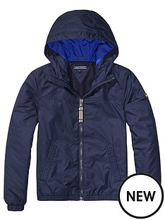tommy-hilfiger-hooded-windbreaker-navy