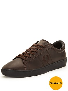 fred-perry-fred-perry-spencer-waxed-leather-trainer-chocolate