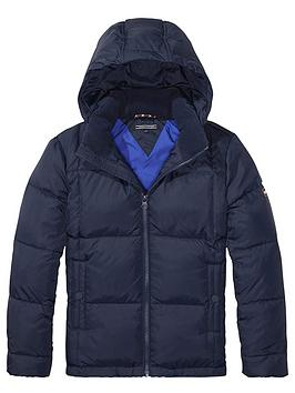 tommy-hilfiger-hooded-down-jacket-navy