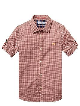 scotch-shrunk-boys-shirt-in-mini-check