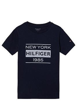 tommy-hilfiger-boys-ss-navy-logo-tee