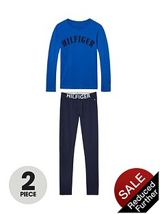 tommy-hilfiger-boys-2pce-pj-set