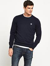 Moray Crew Neck Knitted Jumper