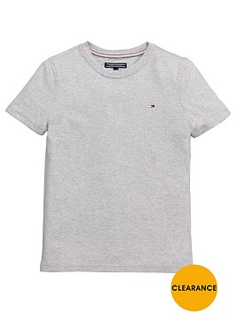 tommy-hilfiger-ss-classic-tee-light-grey