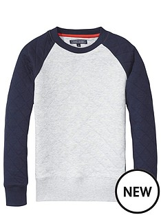 tommy-hilfiger-boys-quilted-crew-neck-sweat-top