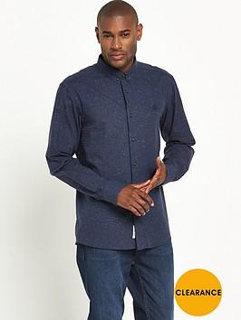 henri-lloyd-nyton-regular-fleck-shirt