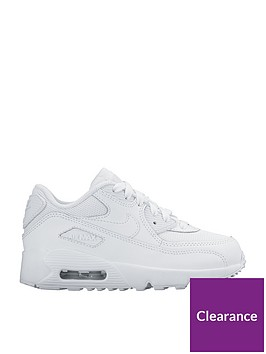 nike-air-max-90-mesh-junior-whitenbsp
