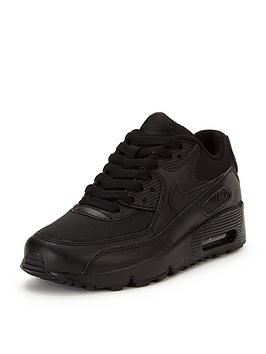 nike-air-max-90-juniornbspmesh-trainers