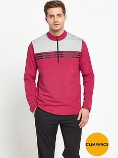 adidas-golf-climacool-colour-blocked-14-zip-top