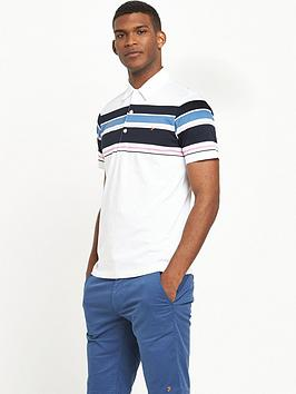 farah-vintage-helmstead-polo-top
