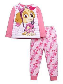 paw-patrol-girls-skye-pyjamas