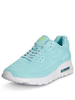 nike-air-max-90-ultra-se-plush-shoe-turquoise