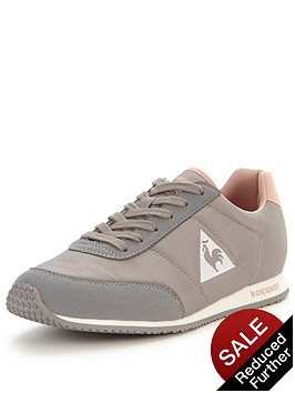 le-coq-sportif-racerone-nylon-shoe-grey