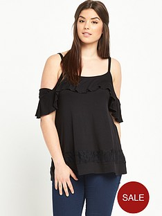 so-fabulous-bardot-lace-hem-tunic-top