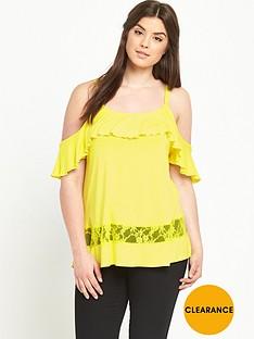 so-fabulous-bardot-lace-hem-tunic-top
