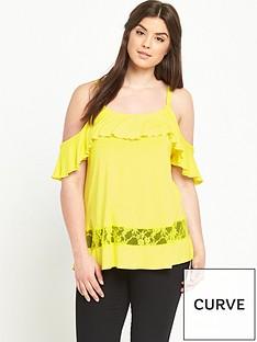 v-by-very-curve-bardot-lace-hem-tunic-top