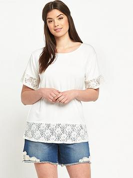 so-fabulous-lace-sleeve-and-hem-t-shirt