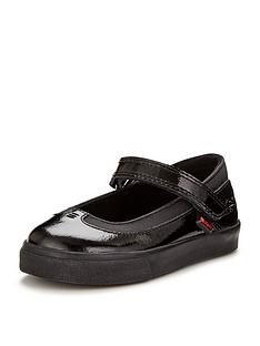 kickers-girls-tovninbspmary-jane-patent-strap-shoesnbspfree-bag-offer-while-stocks-last