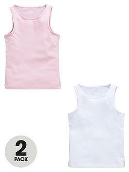 calvin-klein-girls-whitepinknbspcaminbspvests-2-pack
