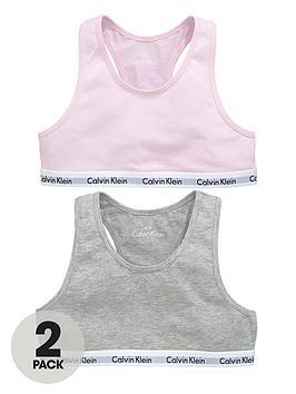 calvin-klein-girls-greypinknbspbralettesnbsp2-pack