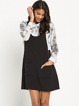 vero-moda-carrie-pinafore-dress-blacknbsp