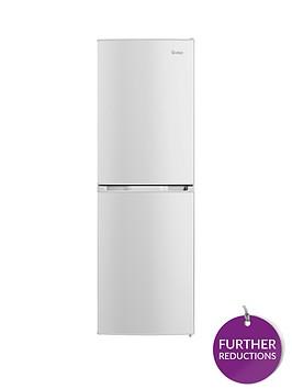 swan-sr70140wnbsp55cm-static-fridge-freezer-white