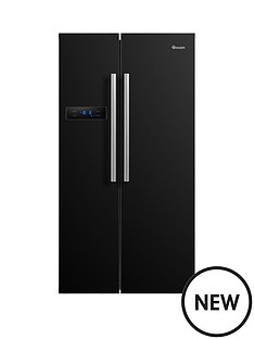 swan-90cm-american-style-double-door-fridge-freezer-black