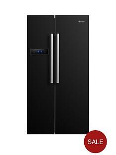 swan-sr70120bnbsp90cm-american-style-double-door-frost-free-fridge-freezer