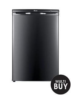 swan-sr8120b-55cm-under-counter-freezer-black