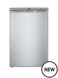 swan-sr8120s-55cm-under-counter-freezer-silver