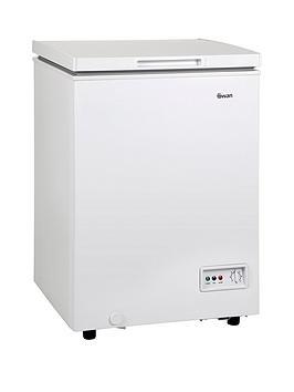 Swan Sr4150W 95Litre Chest Freezer  White
