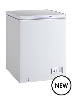 swan-152-litre-chest-freezer-white