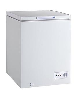 Swan 140Litre Chest Freezer  White