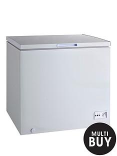 swan-192-litre-chest-freezer-white