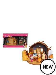 masha-playset-bear-house